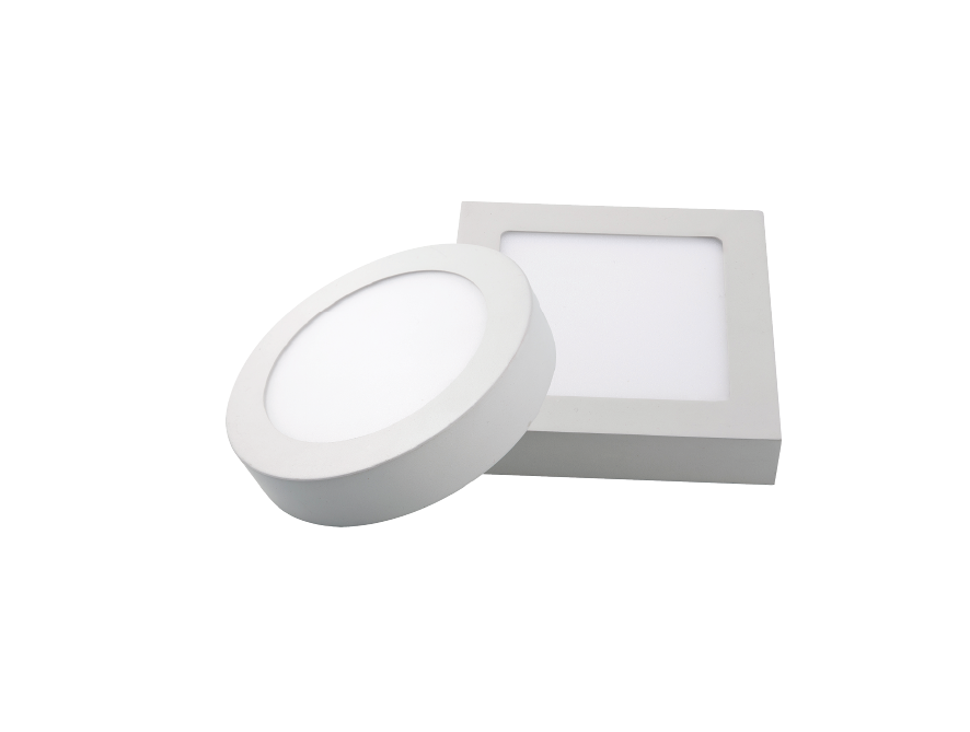 Wall mounted 6W (Round-square)